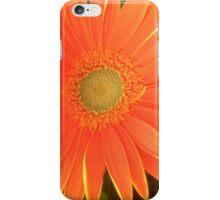Orange Flower iPhone Case iPhone Case/Skin