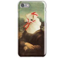 Mona-Llama iPhone Case/Skin