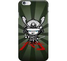 mikoto's Samurai iPhone Case/Skin
