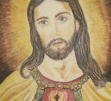 Sacred Heart by jonolaf