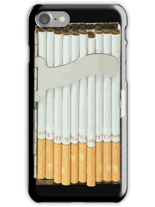 Cigarette Case by Brother Adam