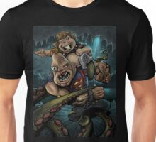 Sloth and Chunk vs. The Giant Squid Unisex T-Shirt