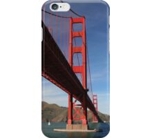 Golden Gate iPhone Case iPhone Case/Skin