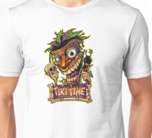 Tiki Time Unisex T-Shirt