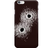 Bullet Holes iPhone Case/Skin