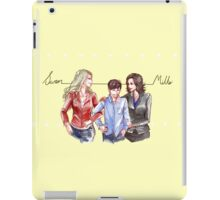 Swan Mills Family (Once Upon a Time) iPad Case/Skin