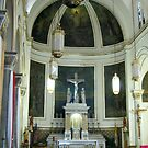 Altar of the Church of the Precious Blood by Patricia127