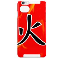 Power of Fire iPhone Case/Skin
