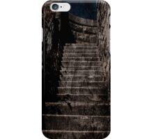 Steps at Cut River Bridge iphone cover iPhone Case/Skin