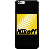 Nikoff iPhone Case iPhone Case/Skin