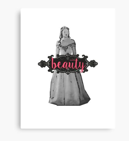 Beauty. Canvas Print