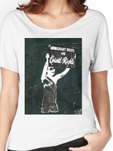 Fight for your rights Women's Relaxed Fit T-Shirt
