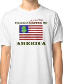 The United Corporations of America Classic T-Shirt