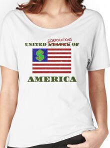 The United Corporations of America Women's Relaxed Fit T-Shirt