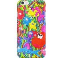 Gang's All Here: iPhone Case iPhone Case/Skin