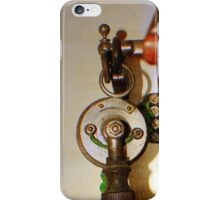 The way it was... iPhone Case/Skin