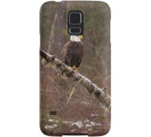 Skagit River Bald Eagle (Small) iPhone case. Samsung Galaxy Case/Skin