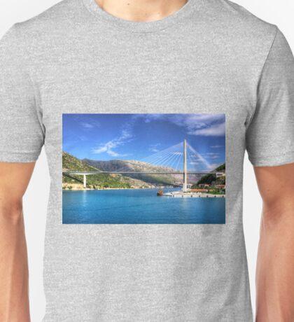 Franjo Tuđman Bridge Unisex T-Shirt
