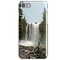 Feel the Power of Nature iPhone Case/Skin