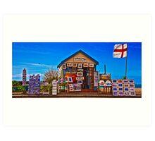 Seaside Images Art Print