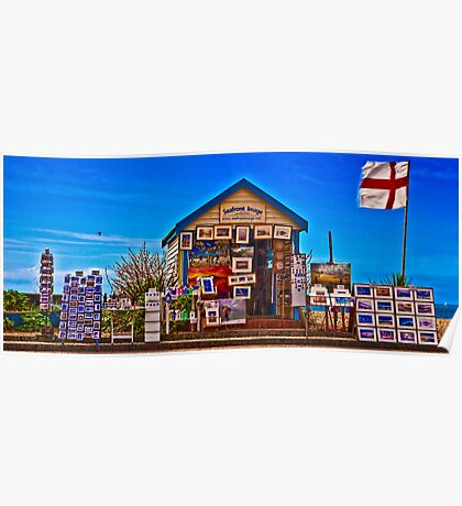 Seaside Images Poster