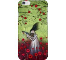 Love is a Symphony iPhone Case/Skin