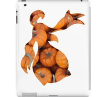 Gourgeist used trick-or-treat iPad Case/Skin