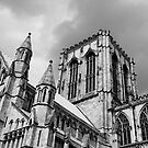 York Minster iPhone Case by LadyThegn