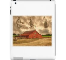 """Hoop Dreams"" iPad Case/Skin"