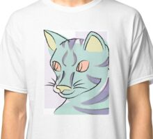 Pastel Cat Classic T-Shirt