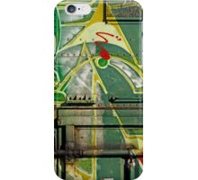 Railcar Graphics iPhone case.  iPhone Case/Skin