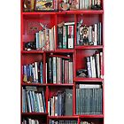 Red Shelves by ZacT