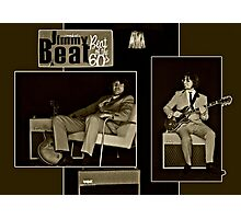 """Beat of the 60s with """"Jimmy Beat"""" Photographic Print"""