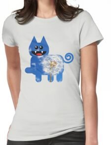 KITTEN  1/6 Womens Fitted T-Shirt