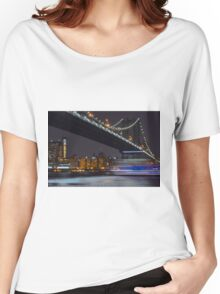 New York Minute  Women's Relaxed Fit T-Shirt
