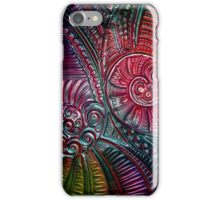 iphone case - foil abstract 001 iPhone Case/Skin