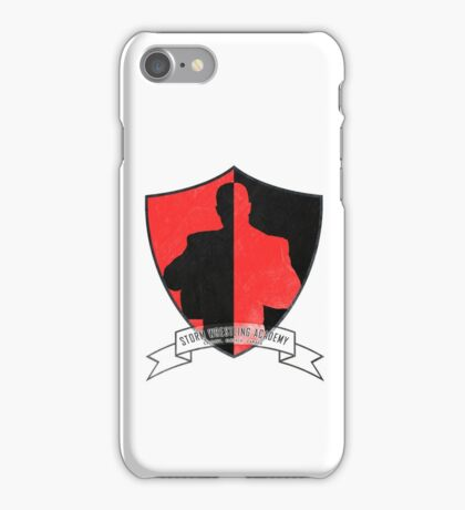 Storm Wrestling Academy - Lance Storm Seal of Approval iPhone Case/Skin