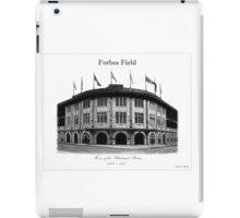 Forbes Field iPad Case/Skin