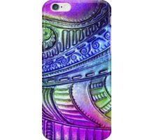 iphone case - foil abstract 002 iPhone Case/Skin
