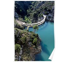 The Bimont Dam Poster