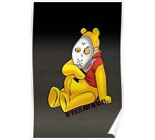 Psycho Pooh !! Poster
