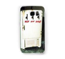 Dad's Garage Stash Samsung Galaxy Case/Skin