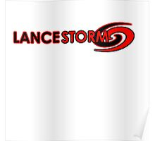 Lance Storm Logo - Eye of the Storm Poster