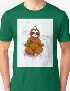 The Peaceful Zen Sloth T-Shirt