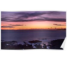 Boat Harbour, Layers of Light Poster