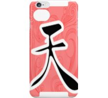 Heaven Kanji iPhone Case/Skin