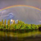 Spring Storm by Geoffrey Dunn
