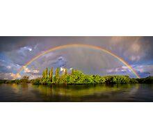 Spring Storm Photographic Print
