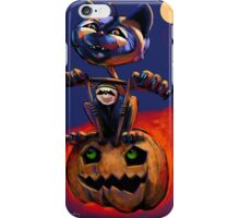 Cat-O-Lantern iPhone Case/Skin