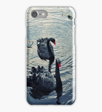 deep pond iPhone Case/Skin